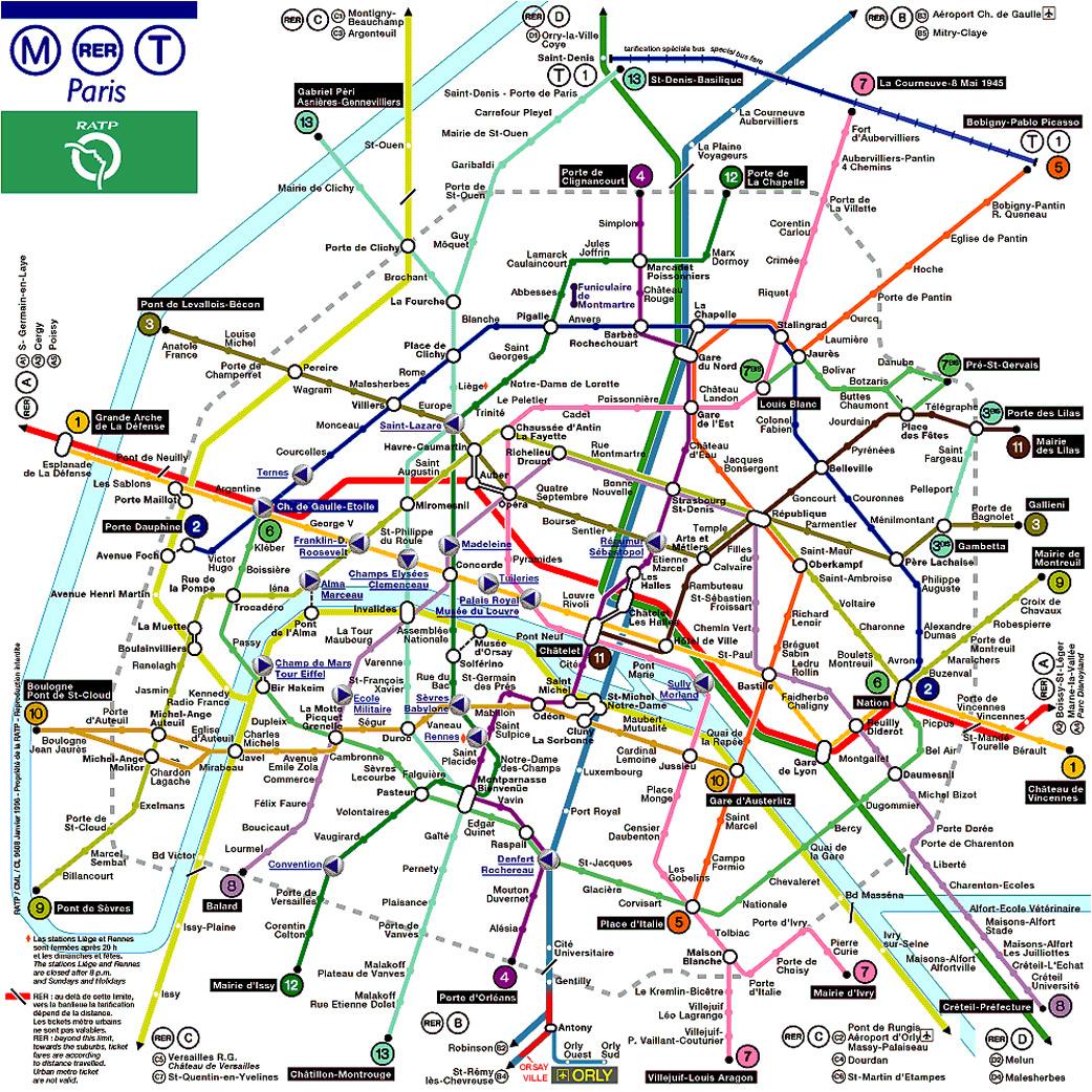 métro aubervilliers paris